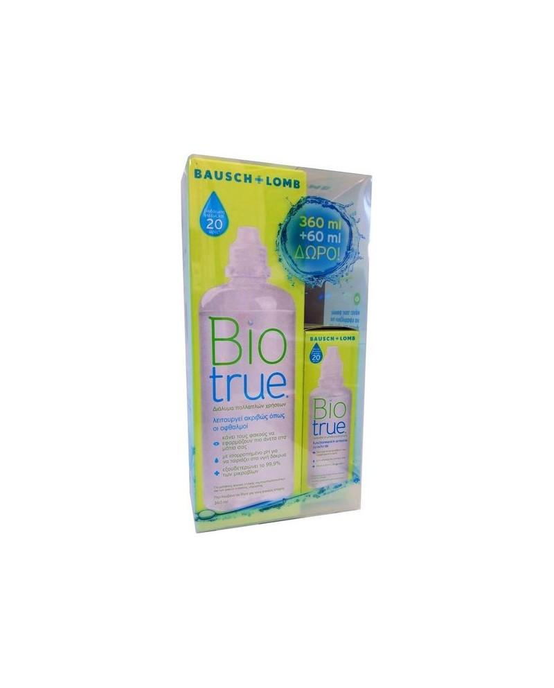 Biotrue 360ml+60ml